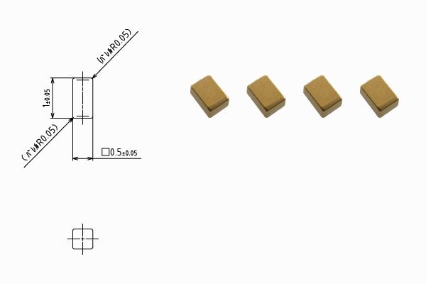 ブロック端子【STDBL-SS-05-05-10-BA】