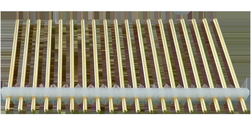 ピンヘッダーSS【STDPH-C-SS10-R254-A-BA19】φ1.0 2.54mmピッチ(1パック5個入り)