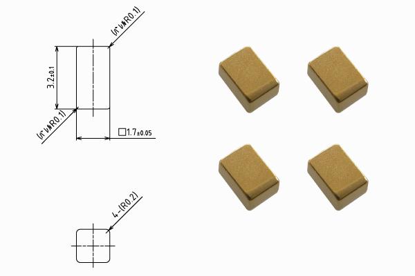 ブロック端子【STDBL-SS-17-17-32-CA】