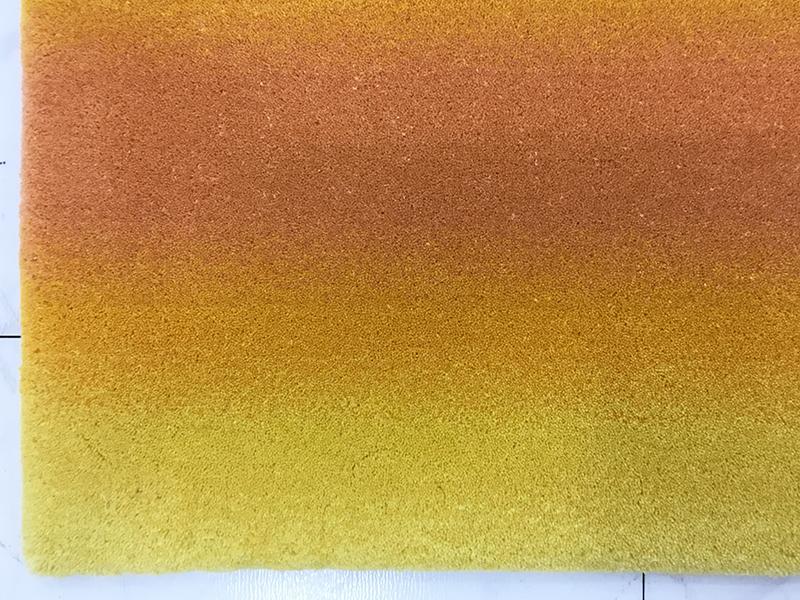 【108,900円より20%引】ラグマット「段通 うららか S 防炎」/アウトレット&リワース横浜展示品