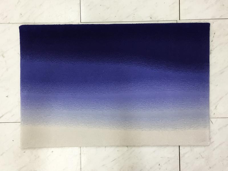 【128,700円より20%引】段通 しもつき マットS 防炎 /アウトレット&リワース横浜展示品