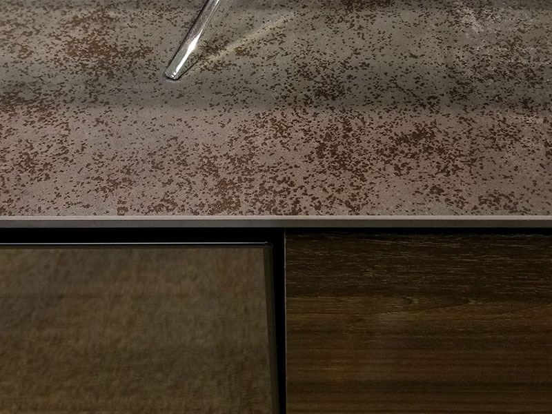【260,700円より36%引】テレビボード ゼノ XC-140LB 天板セラミック/アウトレット&リワース横浜展示品