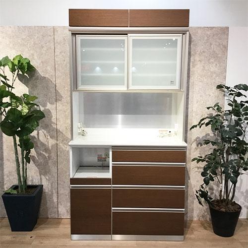 【268,400円より20%引】食器棚 リュクス G色/南船橋店展示品