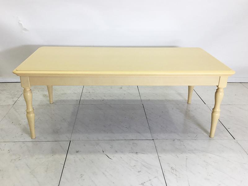 【46,200円より40%引】センターテーブル MD120B-RE メープル色 /数量限定お買い得品