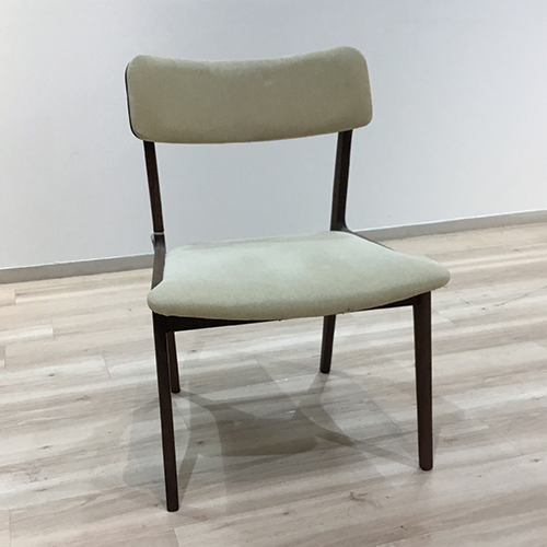 【183,200円より31%引】椅子4脚セット シエナ WN #ベージュ /南船橋店展示品