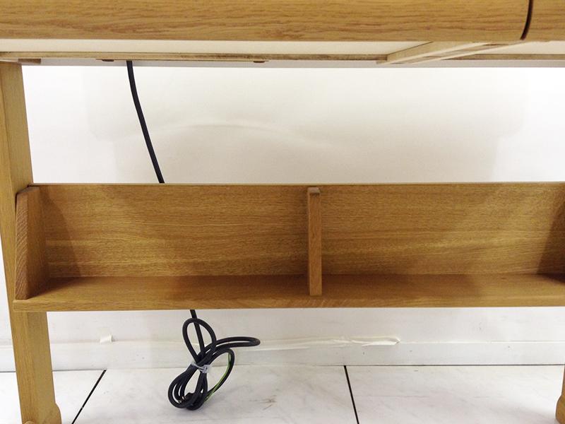 【216,700円より45%引】学習デスク カヤ /アウトレット&リワース横浜展示品