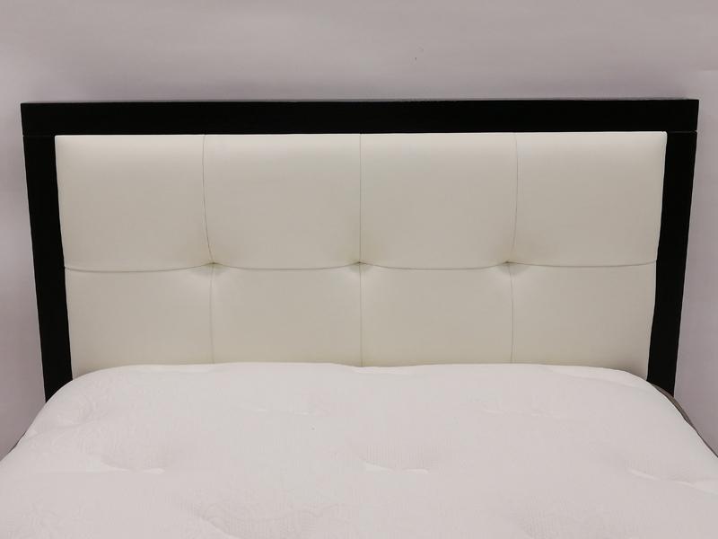 【110,000円より50%引】ヘッドボード Nジオ ホワイト色 シングルサイズ/数量限定お買い得品