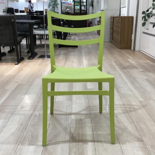 【46,200円より39%引】 椅子2脚セット  サブリナ グリーン /南船橋店展示品