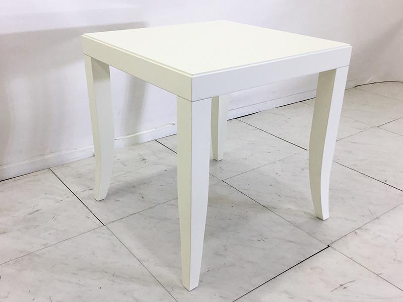 【81,400円より50%引】サイドテーブル KLY WH ホワイト色/ 数量限定お買い得品