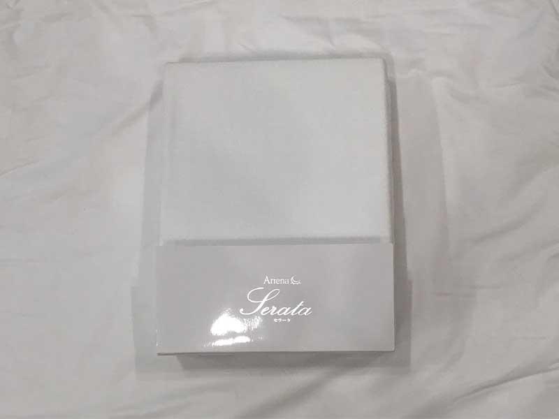 【13,000円より40%引】Sボックスシーツ「セラータ」 ホワイト シングルサイズ数量限定品