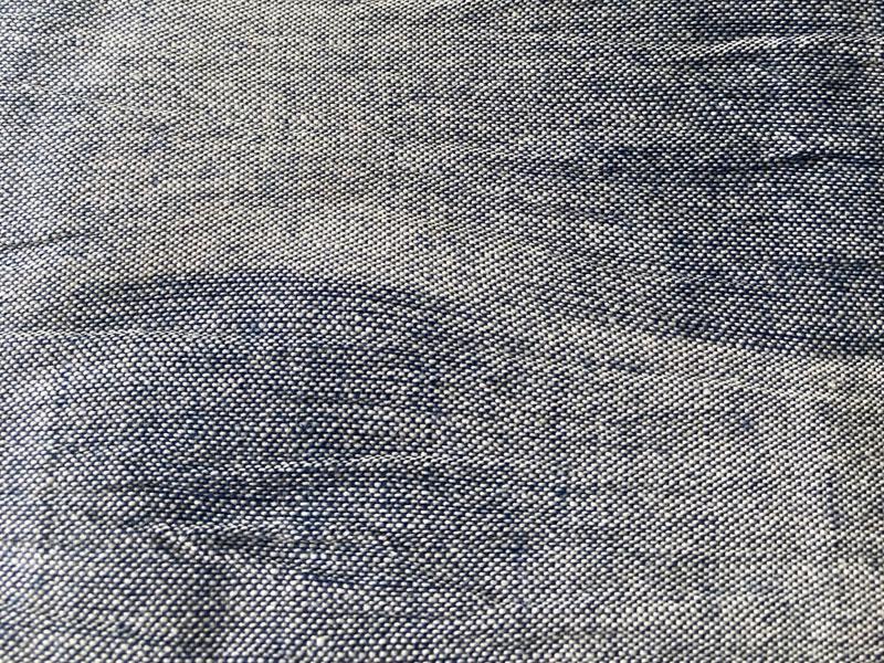 【4,270円より30%引】枕カバー「綿麻よろけ」宵闇 /アウトレット&リワース横浜在庫品