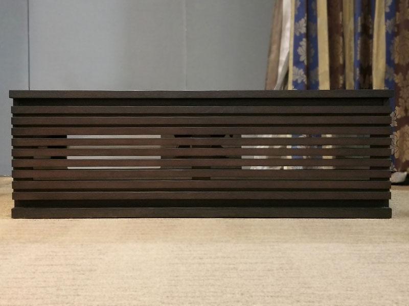 【79,900円より25%引】テレビボード「リヴァー LV-LB120DB オーク材」 /アウトレット&リワース横浜展示品