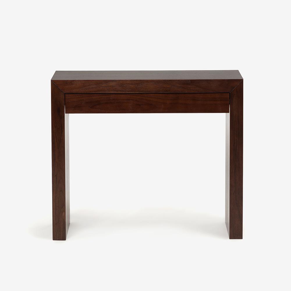 【50,700円より30%引】オケージョナルテーブル「DM-GF003」大サイズ ウォールナット材/数量限定お買い得品