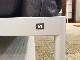 【1,270,000円より30%引】ソファ「プルーラ SOB380」 革ブラック/アウトレット&リワース横浜展示品