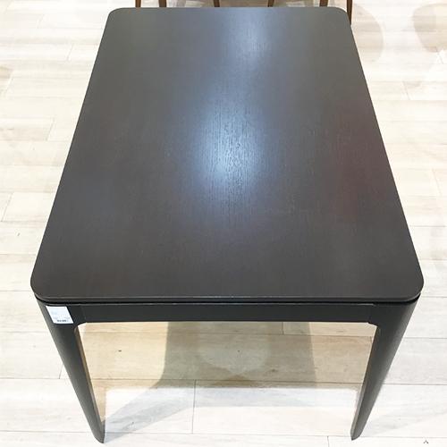 【59,600円より36%引】テーブル DM-GF006 120DB/南船橋店展示品