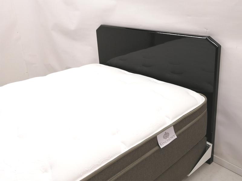 【33,500円より50%引】ヘッドボード ST サペリ材 艶あり塗装 セミダブルサイズ/数量限定お買い得品