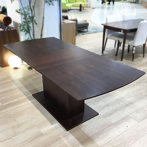 【189,000円より32%引】テーブル(伸長式) DMGF-016S WN/南船橋店展示品