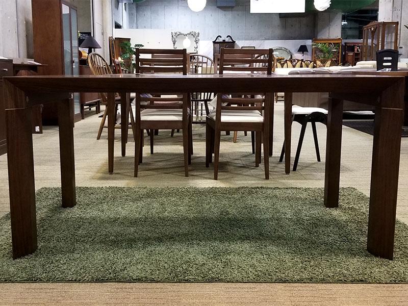 【302,000円より50%引】ダイニングテーブル CN2-T 1500 WNアウトレット&リワース横浜展示品
