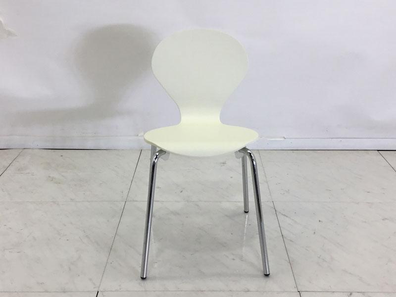 【13,600円より50%引】椅子 ロンド キッズ ホワイト/数量限定お買い得品
