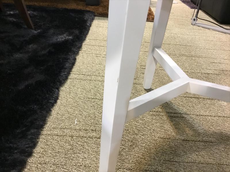 【37,900円より50%引】サイドテーブル「シンボル小」CS/5055/アウトレット&リワース横浜展示品