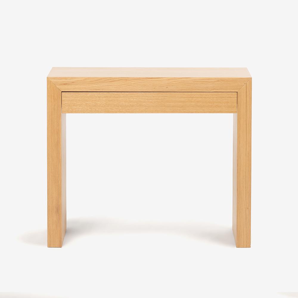 【45,800円より30%引】オケージョナルテーブル「DM-GF003」大サイズ ホワイトオーク材/数量限定お買い得品