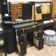 【262,000円より35%引】ドレッサー(椅子付) シャルメ2 DB/南船橋店展示品