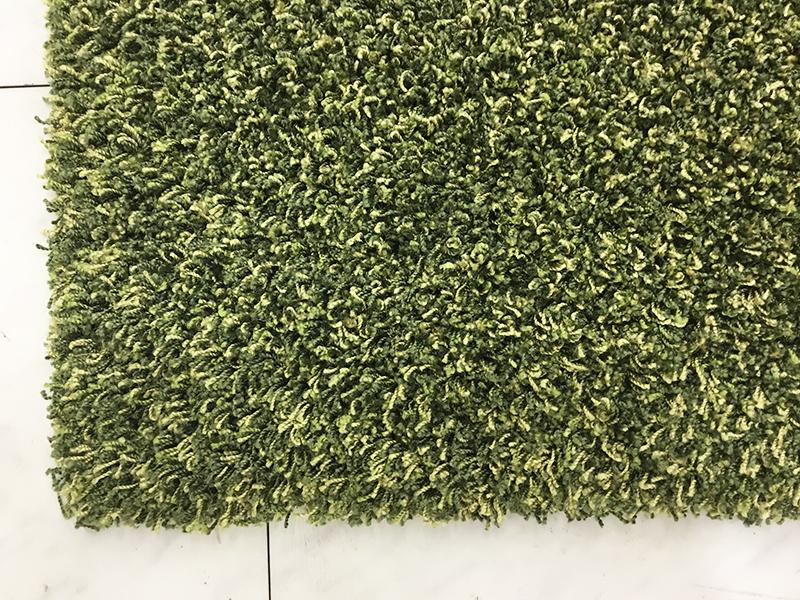 【66,528円より20%引】アクセントラグ イッテン アンド28 防炎 33グリーン/アウトレット&リワース横浜展示品
