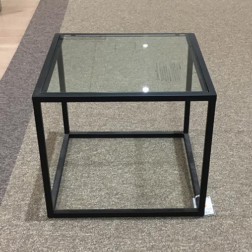 【33,800円より20%引】サイドテーブル ST-102 マットブラック/南船橋店展示品