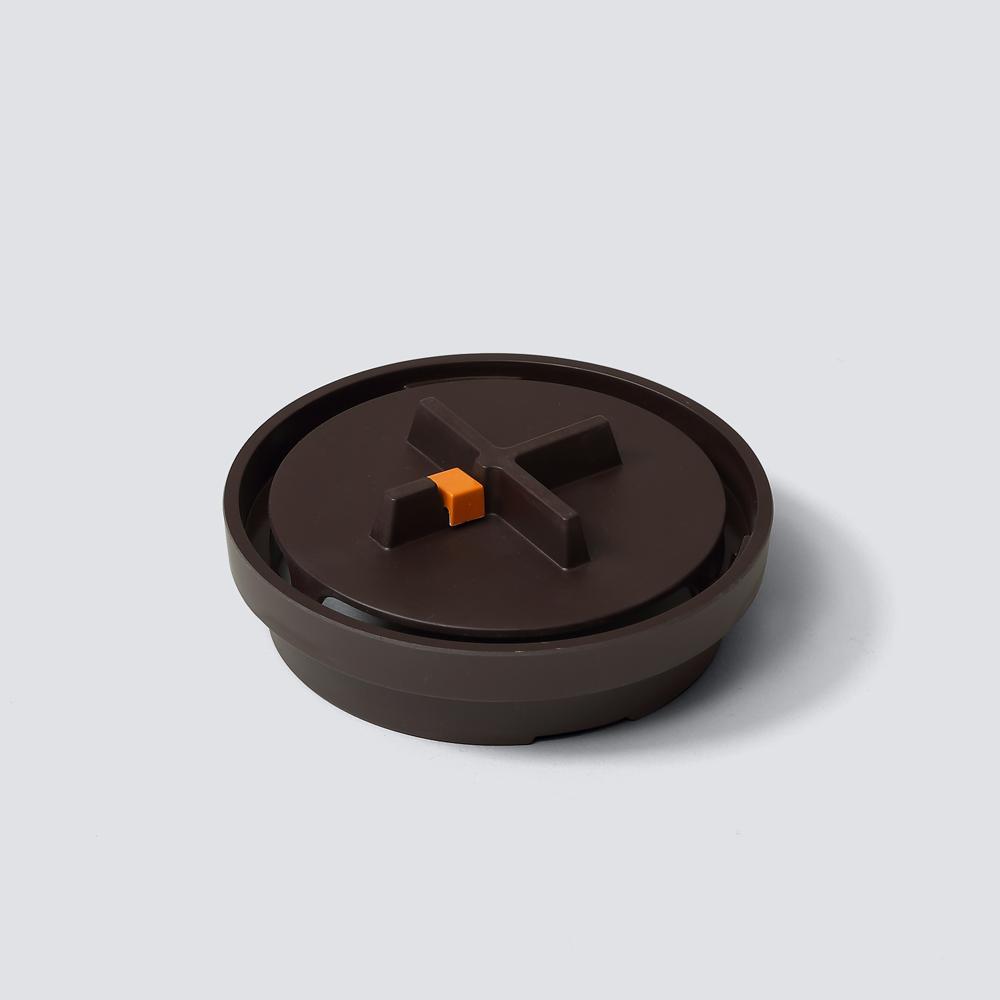 蚊遣り Manhole ブラウン