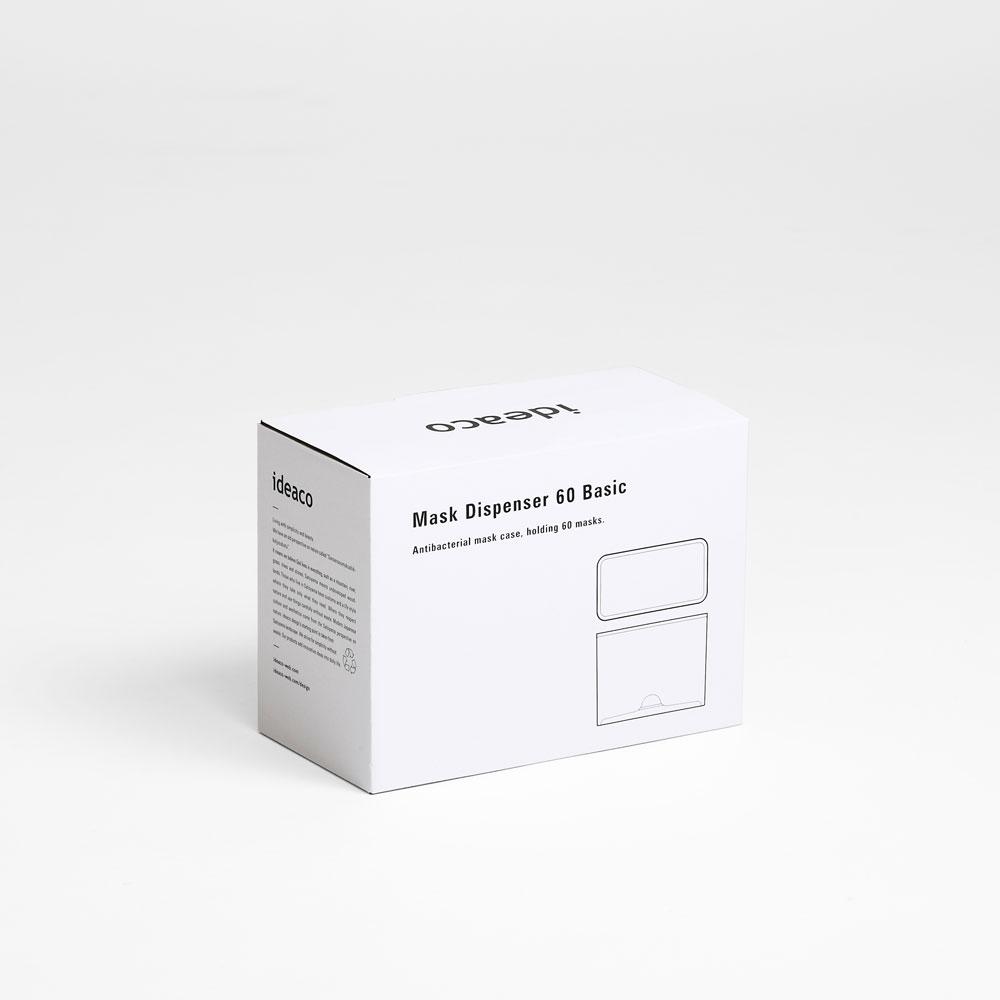 Mask Dispenser 60 Basic サンドホワイト