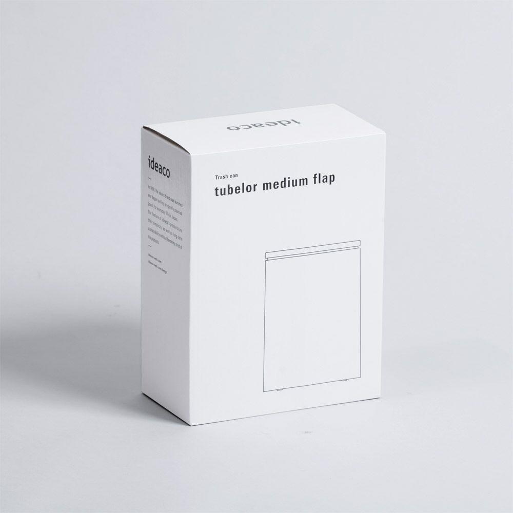 tubelor medium flap ホワイト