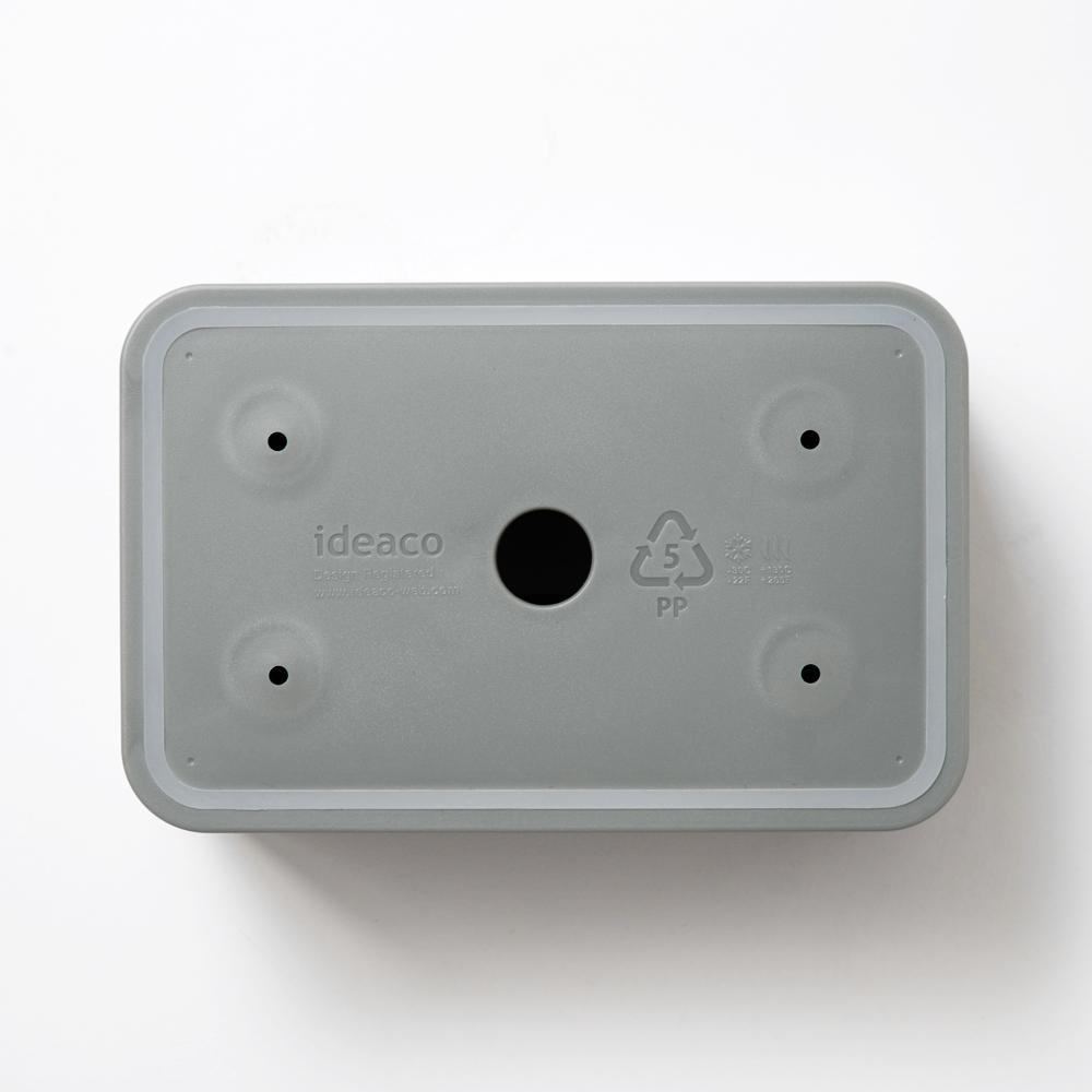 compact tissue case ブラック
