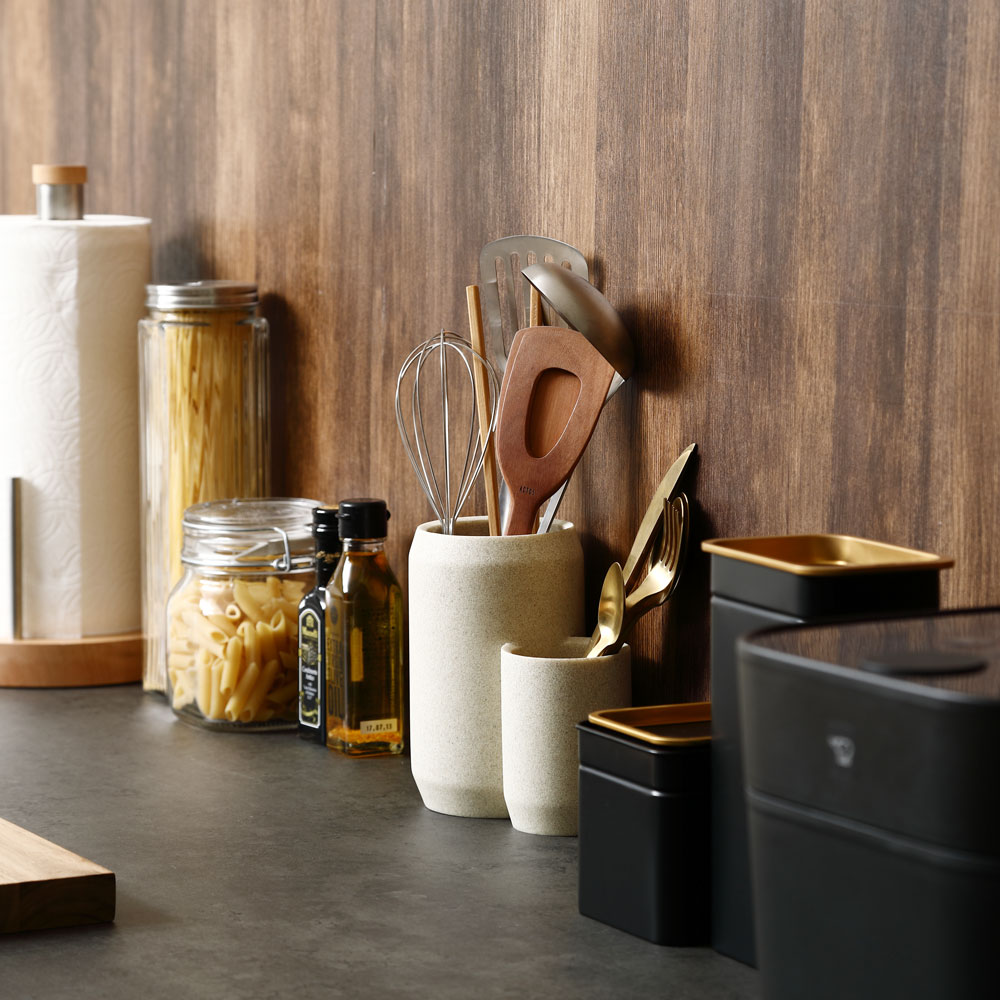 Kitchen Tool Stand COMBO ストーンサンドホワイト