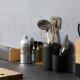 Kitchen Tool Stand COMBO ストーンサンドブラック