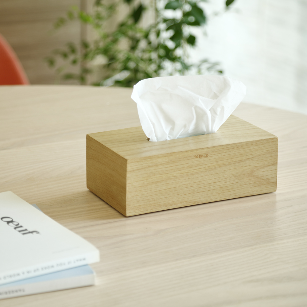 【NEW】Tissue Case SP wood