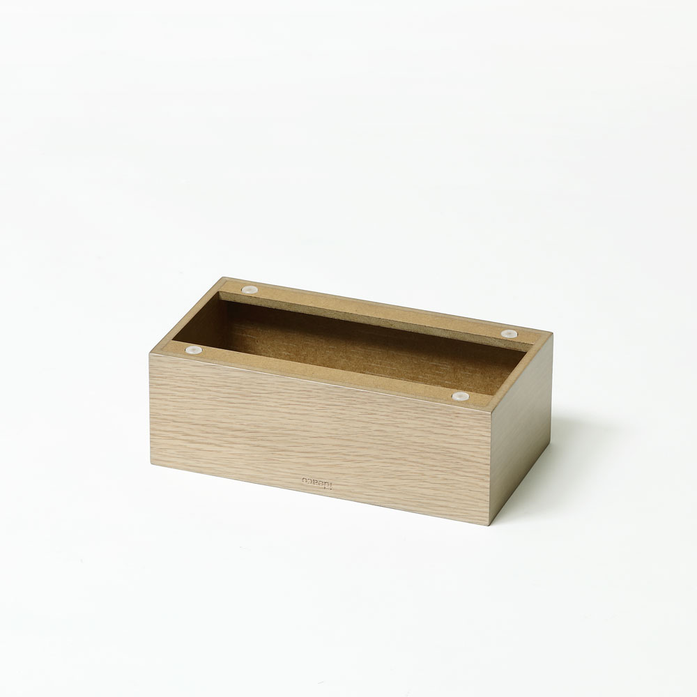 【入荷予約】Tissue Case SP wood オーク