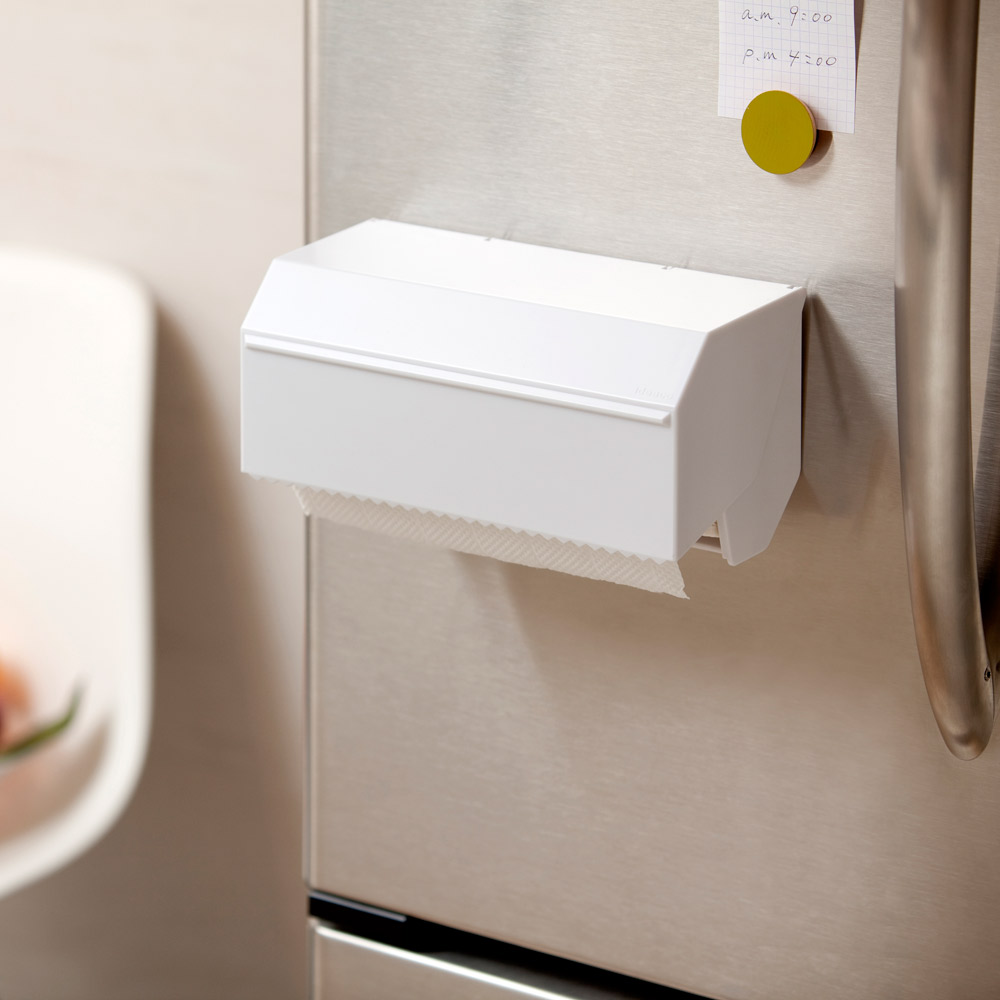 kitchen towel dispenser