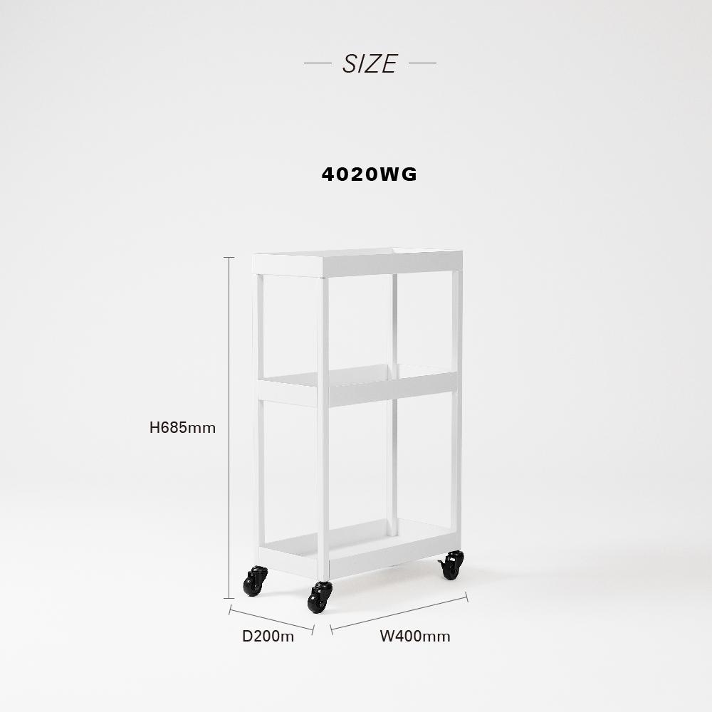wagon 4020WG ホワイト