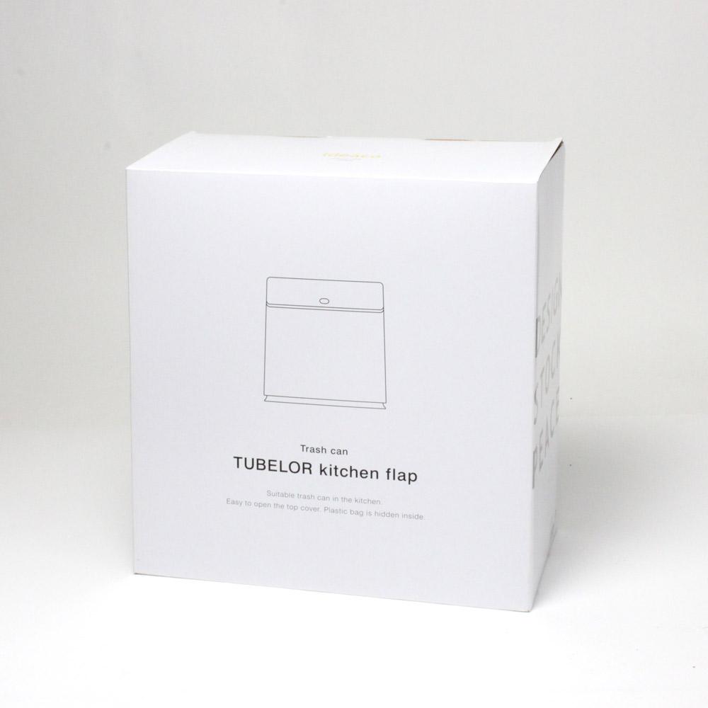 TUBELOR kitchen flap サンドホワイト