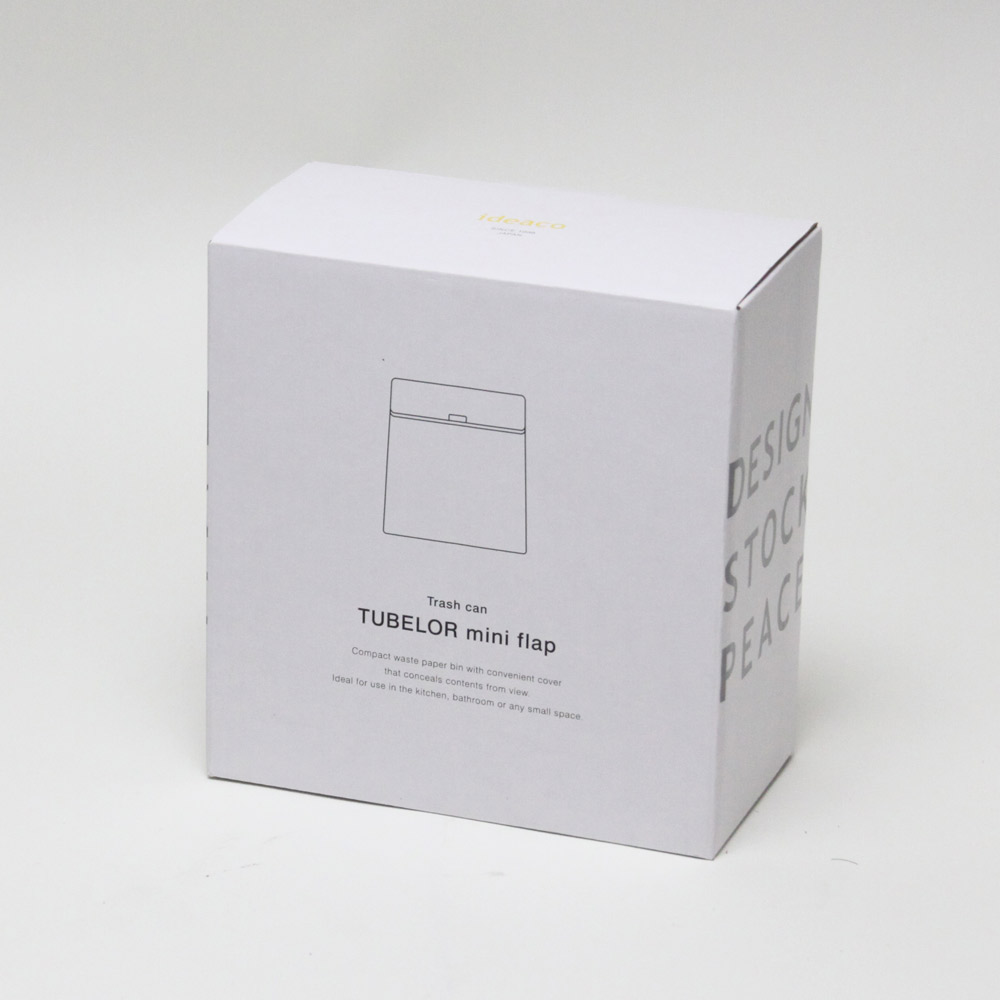 TUBELOR mini flap ホワイト
