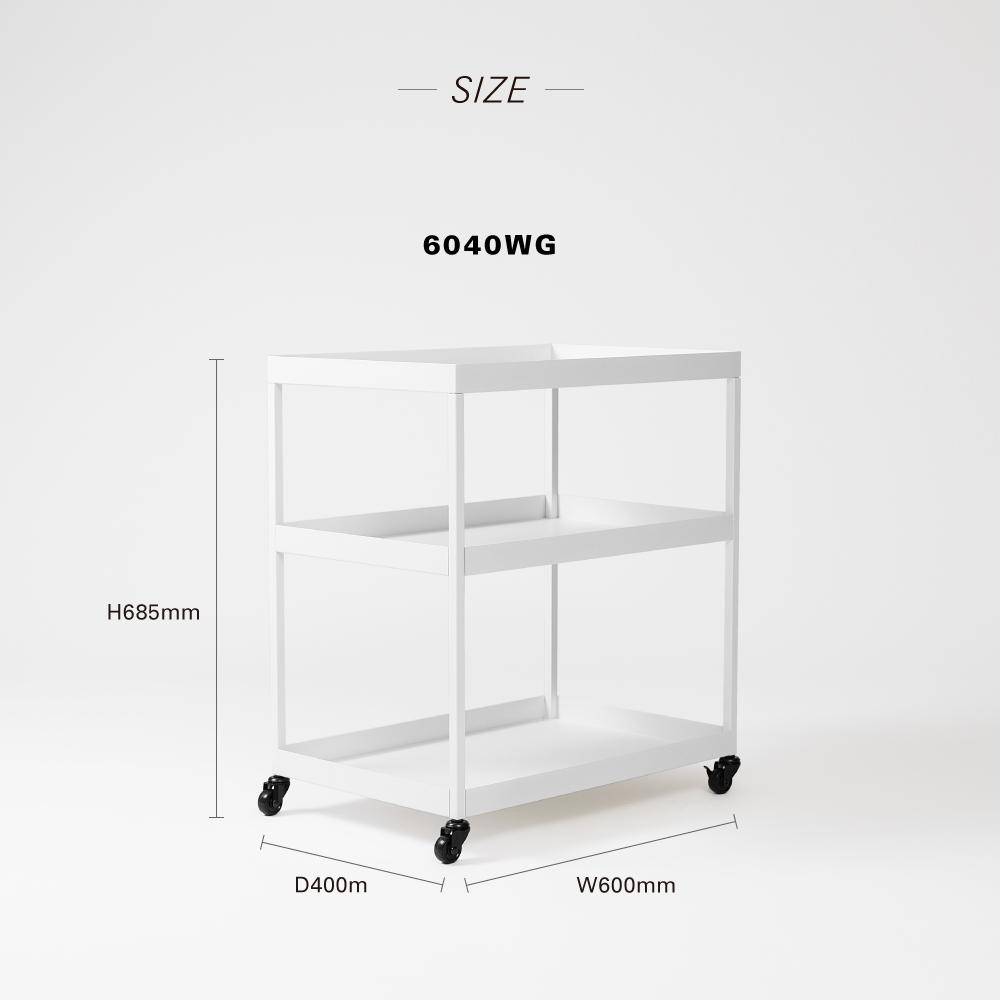 wagon 6040WG ホワイト