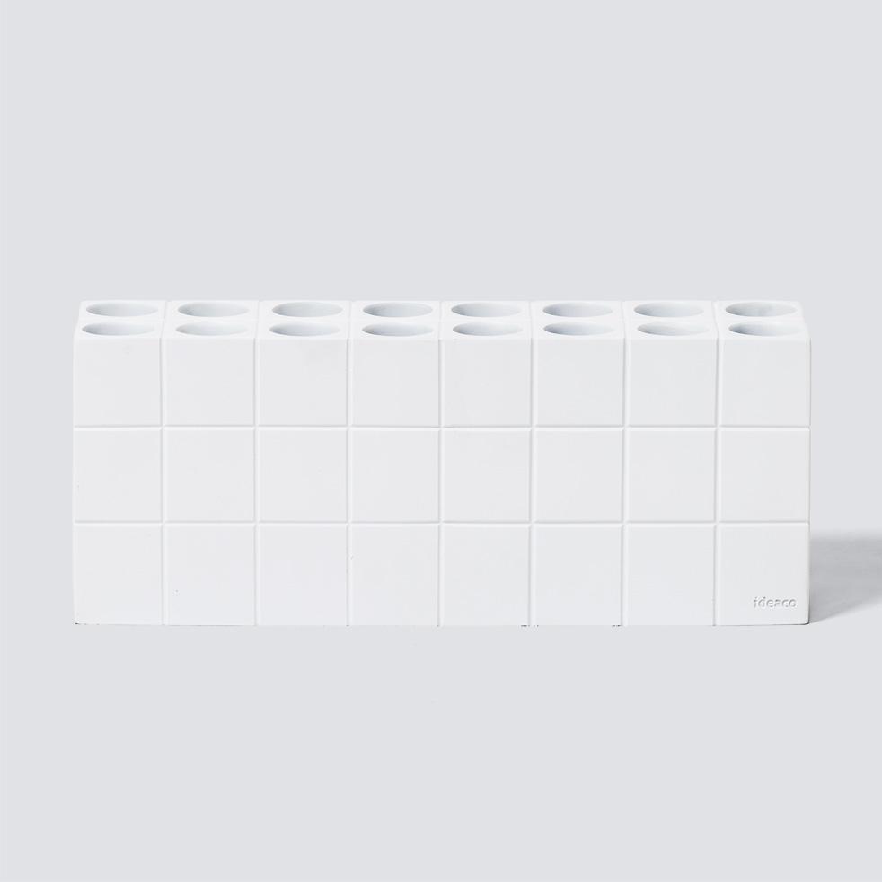 Double Block ホワイト