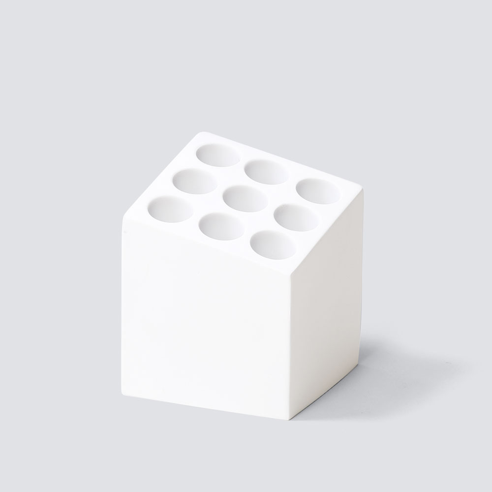【NEW】CUBE(matt) ホワイト