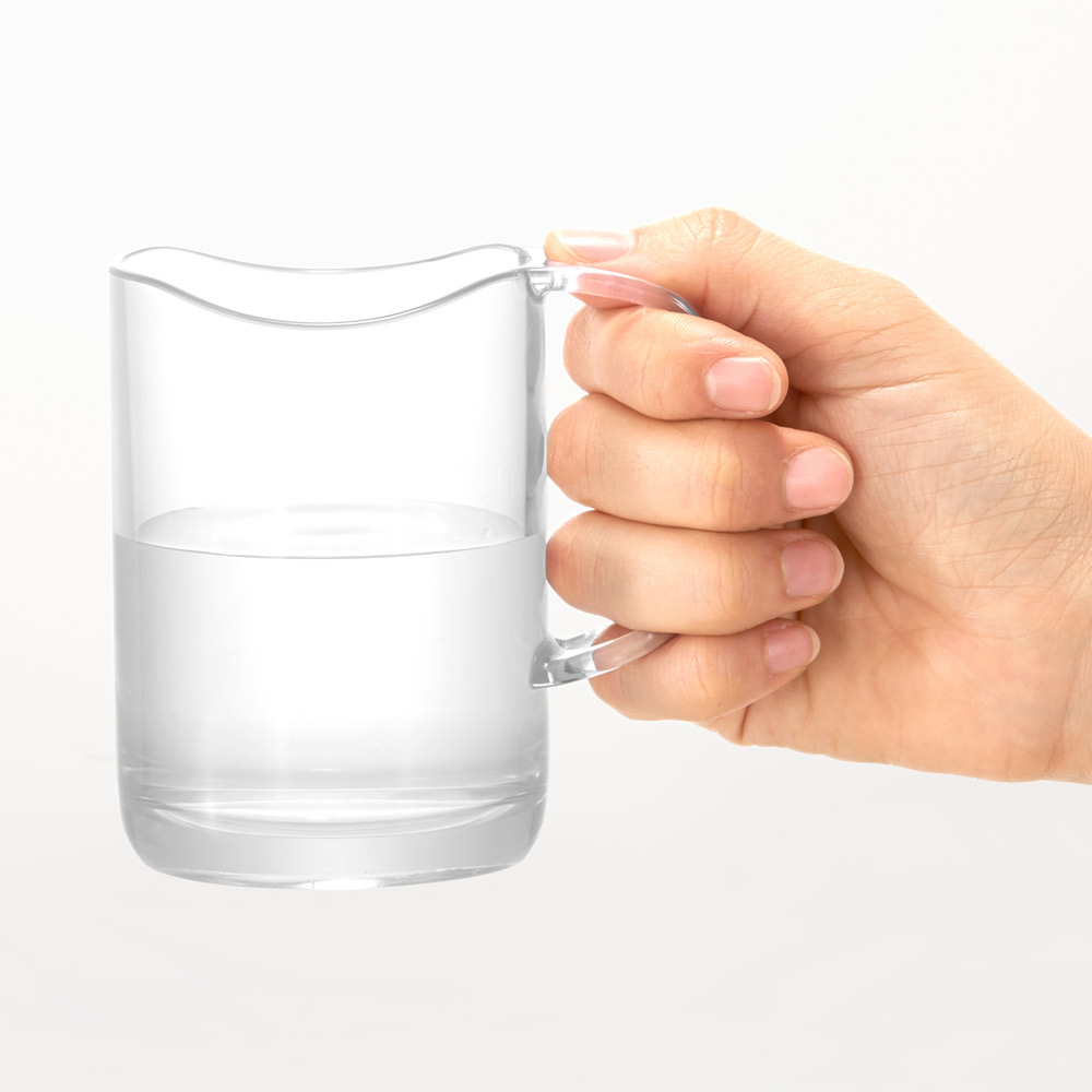 like-it/Stand Mug クリア
