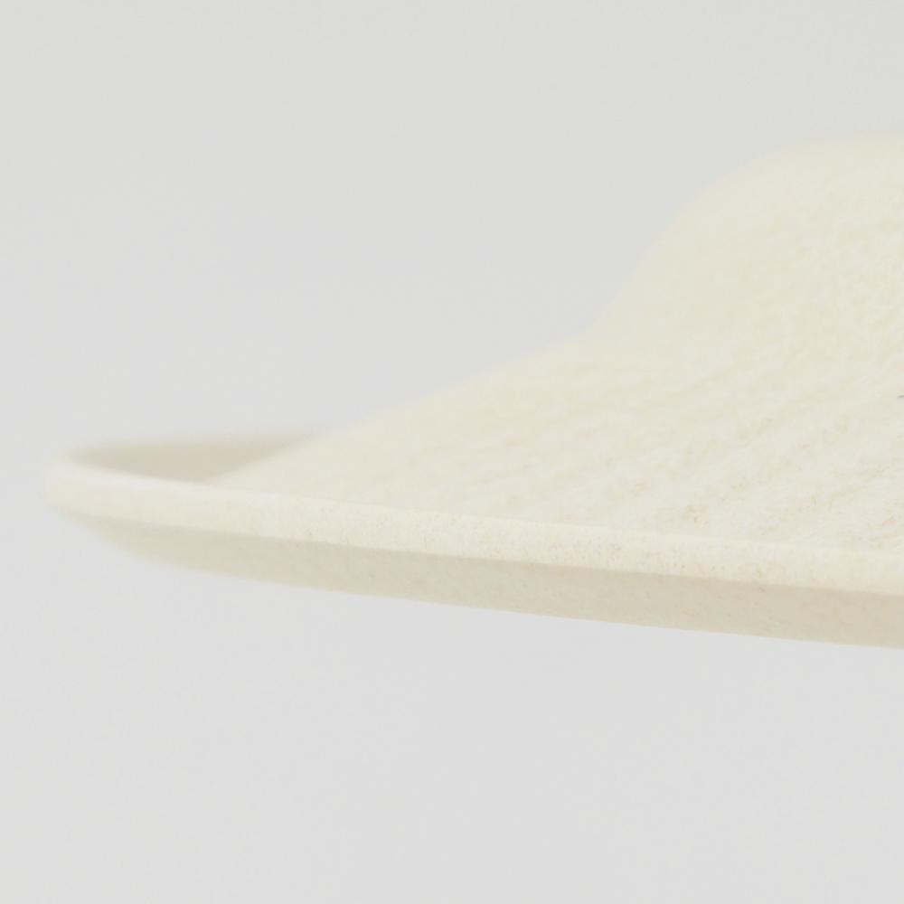 b fiber plate19/4pcs アッシュグレー