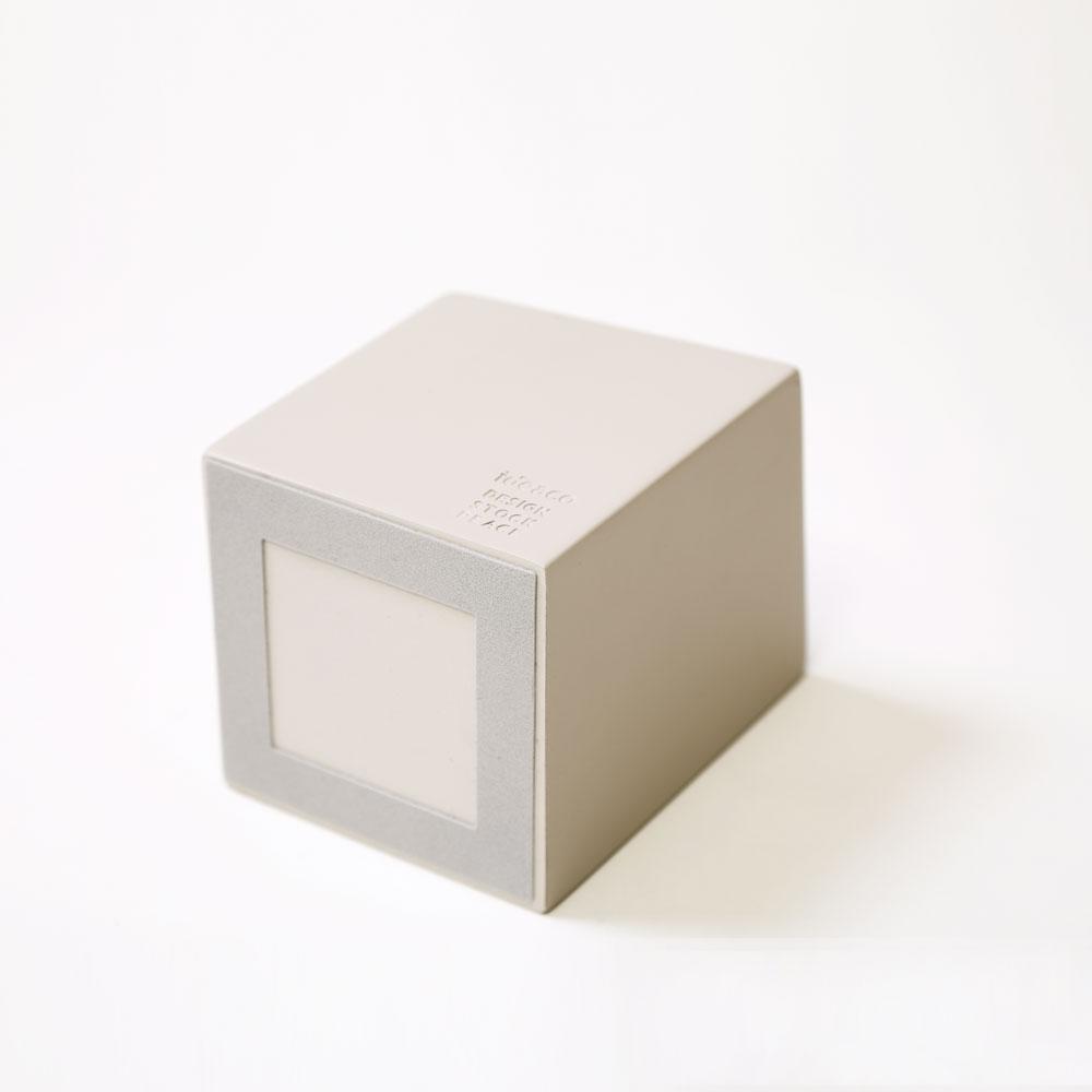 【NEW】mini cube(matt)
