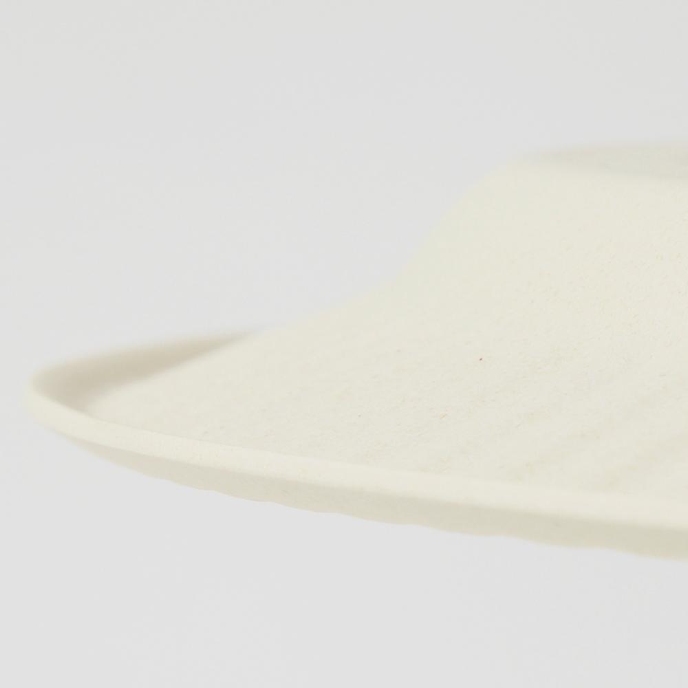b fiber plate25/4pcs アッシュグレー