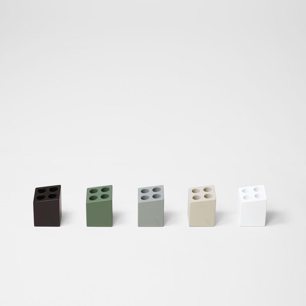 【NEW】mini cube(matt) アッシュグレー