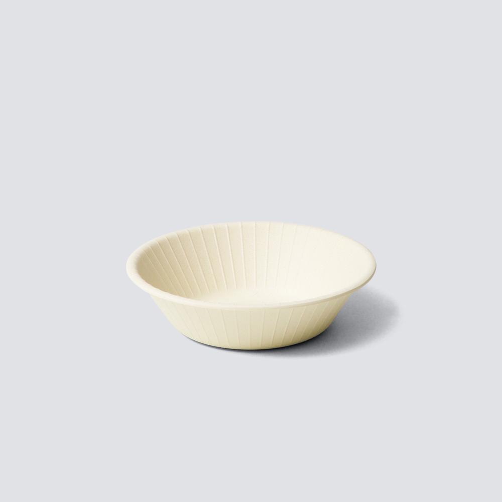 b fiber bowl/4pcs オフホワイト