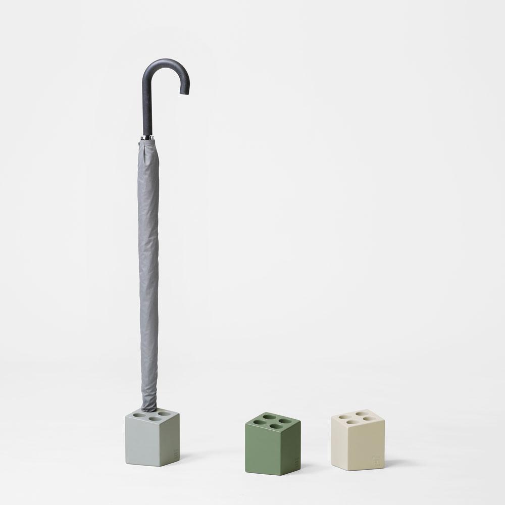 【NEW】mini cube(matt) モスグリーン